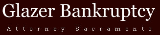 Logo for Glazer Bankruptcy Attorney Sacramento